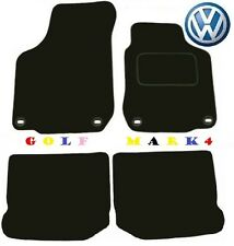 Volkswagen Golf mk4 Tailored car mats ** Deluxe Quality ** 2004 2003 2002 2001