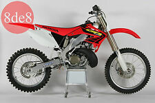 Honda CR 250 R (2002) - Manual de taller en CD (En ingles)