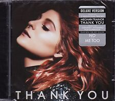 Meghan Trainor Thank you CD Deluxe Edition 3 Additional Tracks New Original