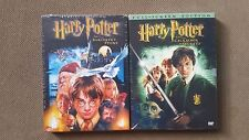 Harry Potter and the Sorcerer's Stone/ Harry Potter and the Chamber of NEW!!!