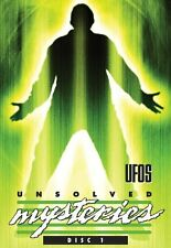 Unsolved Mysteries UFOs DVD Set Series TV Show Horror Documentary Mystery Box R1