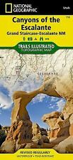 National Geographic Trails Illustrated Map Canyons of the Escalante by...