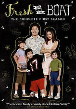 FRESH OFF THE BOAT SEASON 1 (DVD, 2015, 2-Disc Set) NEW