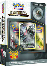 Pokemon Darkrai Mythical Collection Box TCG - Factory Sealed - GENERATIONS
