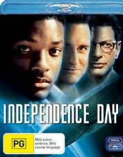 Independence Day : NEW Blu-Ray