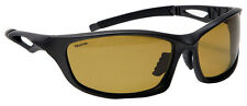 SPECIAL OFFER DAIWA POLARISED SUNGLASSES GREY FRAME-AMBER LENS DVPSG10