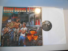 LP Rock Blood, Sweat & Tears - Nuclear Blues (6 Song) LA REC / METRONOME