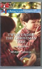 Twins under the Christmas Tree 1469 by Marin Thomas (2013, Paperback)