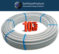 PEX-AL-PEX Underfloor heating pipe   pipe 16mm x 2mm 100m rolls, WRAS approved