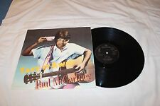 "Paul McCartney 12"" Import  Single with Original Cover-TAKE IT AWAY+2"
