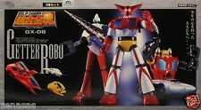 New Bandai GETTER ROBO Soul of Chogokin GX-06