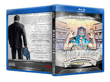 Official WWN King of Indies 2015 Wrestling Event 2 Disc Blu-Ray Set