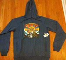 "L-R-G Lifted Research Group ""Always High"" Pullover Hoodie Gibson Blue Large"