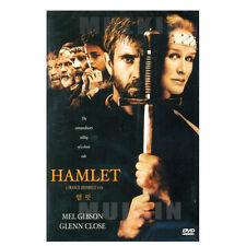 Hamlet (1990) DVD - Mel Gibson (*New *All Region)