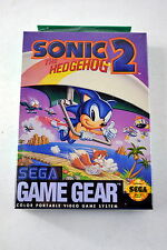 Sonic the Hedgehog 2 (Sega Game Gear, 1992) Brand New & Factory Sealed!