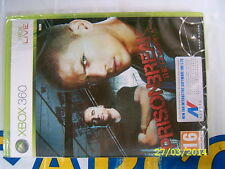 XBOX360 GAME PRISON BREAK CONSPIRACY (ORIGINAL BRAND NEW)