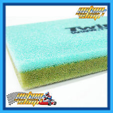 "GO KART "" ROTAX MAX AIR FILTER "" GENUINE GREEN DUAL LAYER ALL MODELS EVO ? YES"