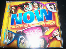 Now The Hits Of Summer 2009 CD Ft Kylie Minogue Miley Cyrus Katy Perry Veronicas