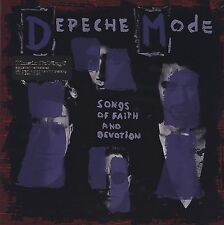 "Depeche Mode - Songs Of Faith And Devotion (Music On Vinyl) 12"" 180g LP NEU+OVP!"