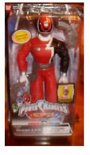 POWER RANGERS S.P.D. Collection__12 inch RED Talking S.P.D. POWER RANGER_MIP_NEW
