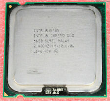 Intel Cpu Core 2 Duo E6600 2.40Ghz Fsb1066Mhz 4M Lga775