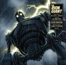 The Iron Giant - 2 x LP Complete - Limited Edition - Black Vinyl - Michael Kamen