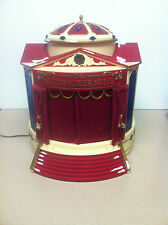 """Gold Label """"The Nutcracker Suite"""" Mr. Christmas Animated Ballet Stage W/ Music"""