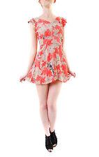 For Love & Lemons Women`s HULA Dress XS BCF64