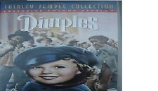 """""""DIMPLES"""" SHIRLEY TEMPLE CLASSIC ~ RARE VHS VIDEO (New & Sealed)"""