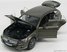 NOREV 1:18 AUTO DIE CAST MERCEDES BENZ CLS 500 SHOOTING BRAKE GRIGIO ART 183549