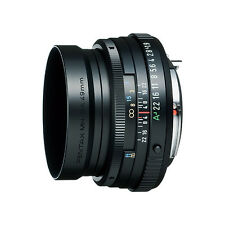 New! SMC Pentax FA 43mm F1.9 Limited Auto Focus Lens in Black K Mount RICOH