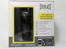 Everlast Unisex Digital Activity Tracker Black  Bracelet Watch TR5