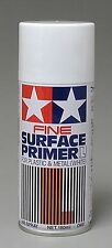 Tamiya 87044 White Fine Surface Primer L Spray Paint Can 180ml Mid America