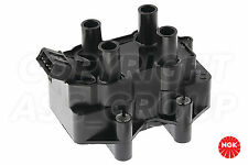 New NGK Ignition Coil For ROVER Mini 1.3 SPi Saloon 1996-96