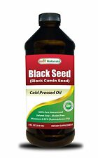Best Naturals Black Seed Oil liquid 8 OZ  - black cumin oil - expires in 2019