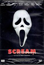 DVD - SCREAM - Neve  Campbell