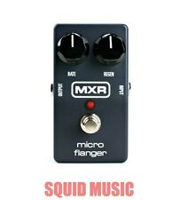 MXR Dunlop M-152 Micro Flanger Based On Benchmark Sounds Of The M117 (OPEN BOX)
