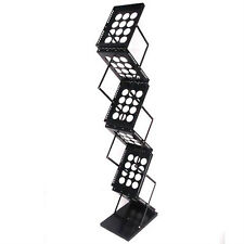 Pop up Brochure Holder / Literature Rack for Magazines Stand Trade Show display
