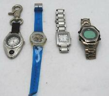 LOT OF 4 ASSORTED SWATCH, DODGE, SEVILLE & ATHLETIC WORKS WATCHES