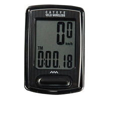Cateye Bicycle Velo Wireless Digital Computer Speedometer CC-VT230W Black