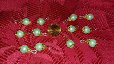 12 Weihnachtskugeln Christbaum Schmuck 1:12 Puppenhaus Puppenstube Miniatur 02