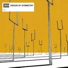 Origin Of Symmetry - 2 DISC SET - Muse (2009, Vinyl NEUF)