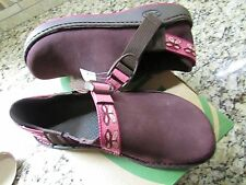 NEW CHACO PEDSHED ECOTREAD SUEDE SHOES GIRLS 5 WOMENS 6.5-7 FREE SHIP