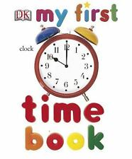 My First Time Book (My 1st Board Books)-ExLibrary