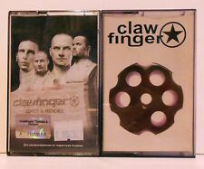 CLAWFINGER Clawfinger - Zeros & Heroes 2 MC lot