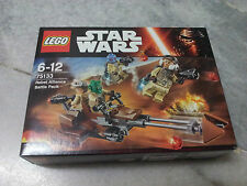 LEGO Star Wars Rebel Alliance Battle Pack 75133 New MISB