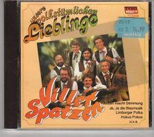 (GK725) Unsere Volkstümlichen Lieblinge, Viller Spatzen - CD