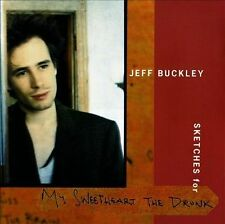 Sketches for My Sweetheart the Drunk by Jeff Buckley (CD, 1998, 2 Discs,...