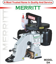 EXTRA DISC Merritt Portable Bag Closer Machine for PP/Jute Bags +1 Year Warranty