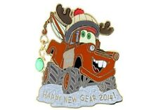 MATER~HaPPy NeW GeaR Year 2014~Limited Edition (LE)~3000~PIN~CARS~NWT~DisneyLand